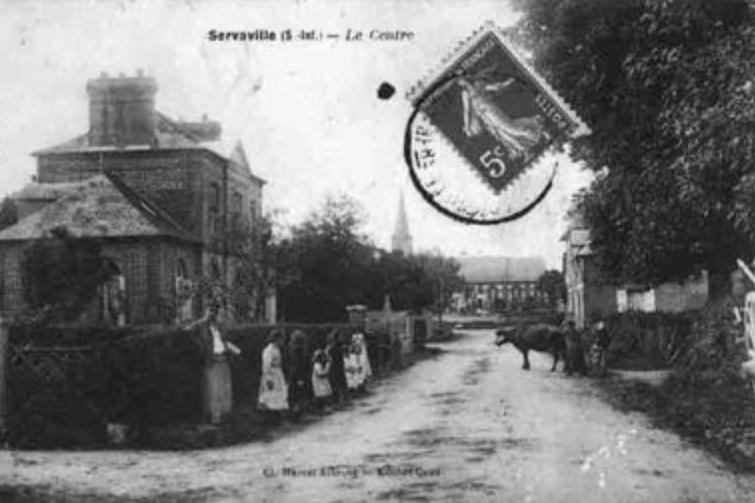 Servaville-autrefois